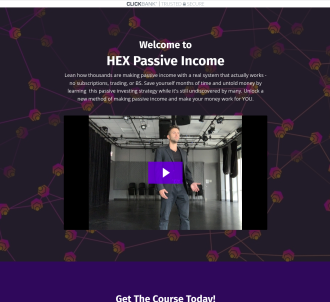 Hex Passive Income - Investing Strategy To Make Money Online