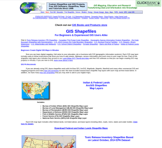 Mapcruzin Free Gis Software, Maps And Free And Low Cost Shapefiles