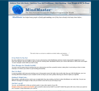 Mindmaster - Quit Smoking