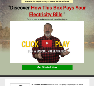 The Freedom Box - Money Generator Machine