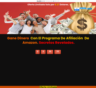 Afiliado Amazon-curso Completo Con Software Incluido, 50%comisiones