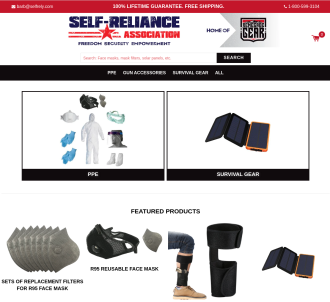 8 Great Survival & Self Defense Offers!