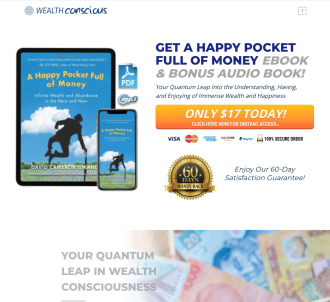 Develop Wealth Consciousness Ebook & Audiobook