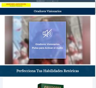 Oratoria Hipnótica - Secretos De Oratoria E Hipnosis