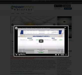 Become A Penny Stock Vip