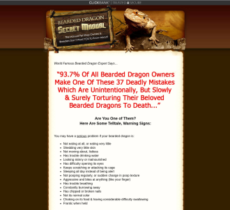 Bearded Dragon Secret Manual