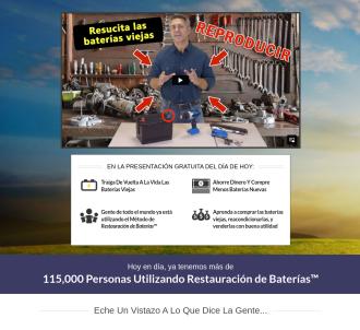 El Producto #1 En CB, Ezbattery, ¡ahora En Vivo En Español!