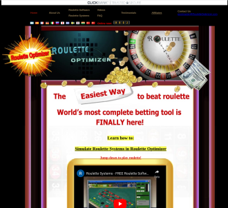 Worlds Most Powerful Software To Develop & Simulate Roulette Systems!