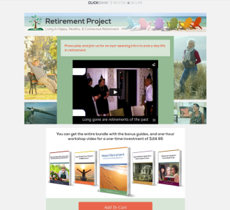 Naked Retirement Bundle: Fun & Creative Retirement Planning