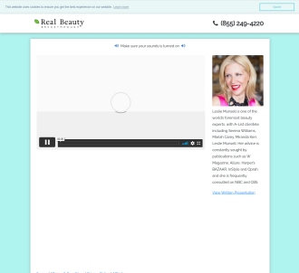 Real Beauty Breakthrough :: High-converting New Female Traffic Offer!