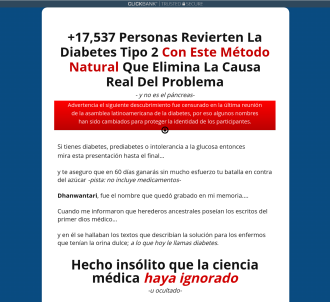 Sistema Diabetes - Spanish Market - Newest Launch