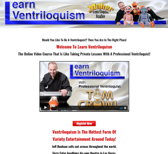 Learn Ventriloquism