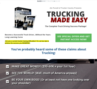 Trucking Made Easy: The Complete E-series