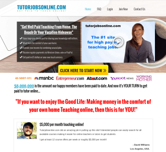 Tutor Jobs Online | Get Paid To Teach Online