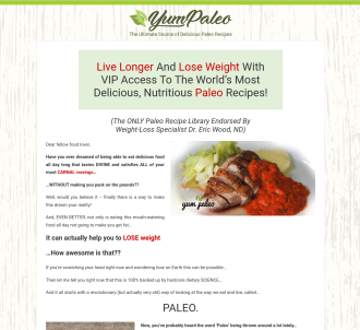 The Ultimate Source Of Delicious Paleo Recipes