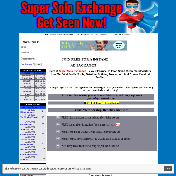 Here at Clix Explosion is Your Chance To Gain List Building Momentum And Create Residual Traffic!
