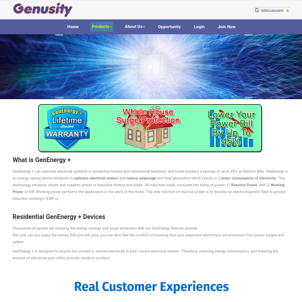 Do you want to save up TO 45% on your Energy Bill! Announcing GenEnergy is now ready!