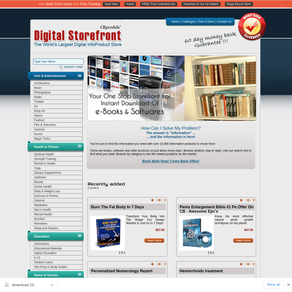 BEST DIGITAL STORE FRONT