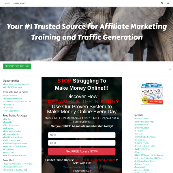 More traffic, more leads and more sales with automated software