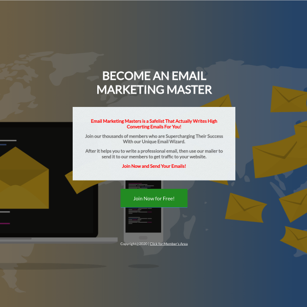 A Mailer That CREATES Compelling Emails