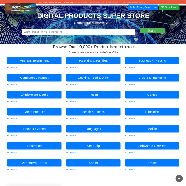 Mega Super Store - Find Anything - Everything - It's All Here...