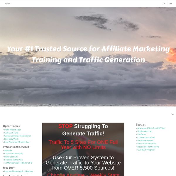 How to INCREASE your INCOME & your TRAFFIC in any Affiliate Program