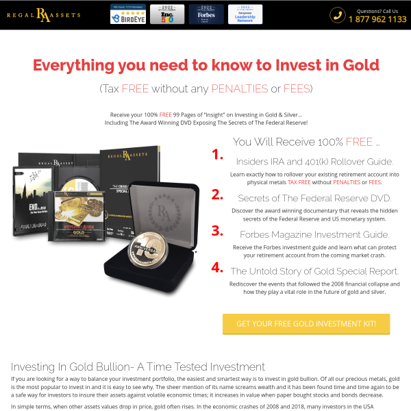Discover How To Invest in gold and Silver