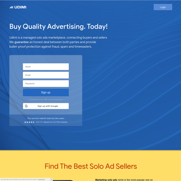 qualified leads and sales to your offers