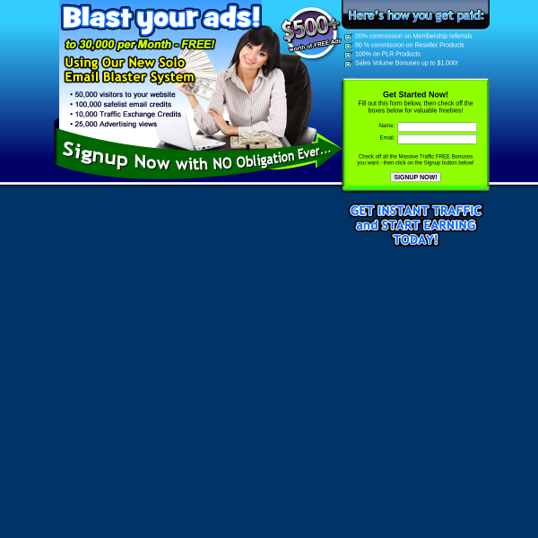 [Extreme Ad Blaster System] Expose Your Website To Over 100,000 EVERY Month