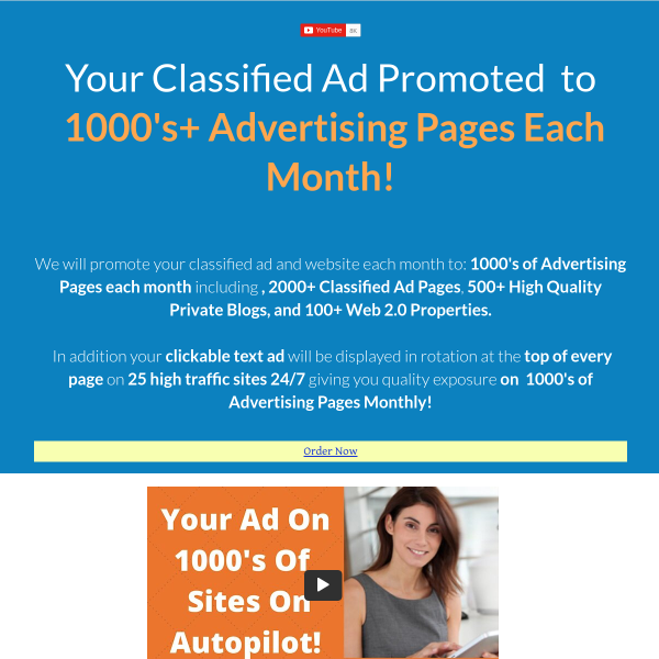 2 Reasons Why You Should Include Classified Ad Marketing In Your Promotion Strategy