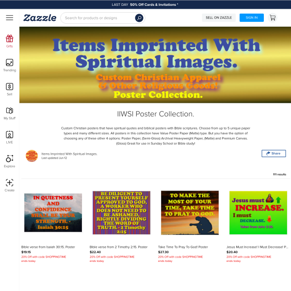 Customized Spiritual Posters For You!