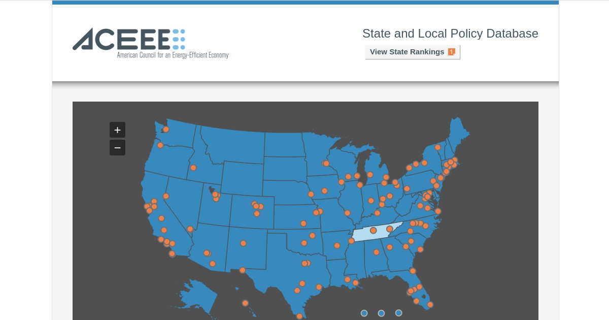 The American Council for an Energy-Efficient Economy (ACEEE)