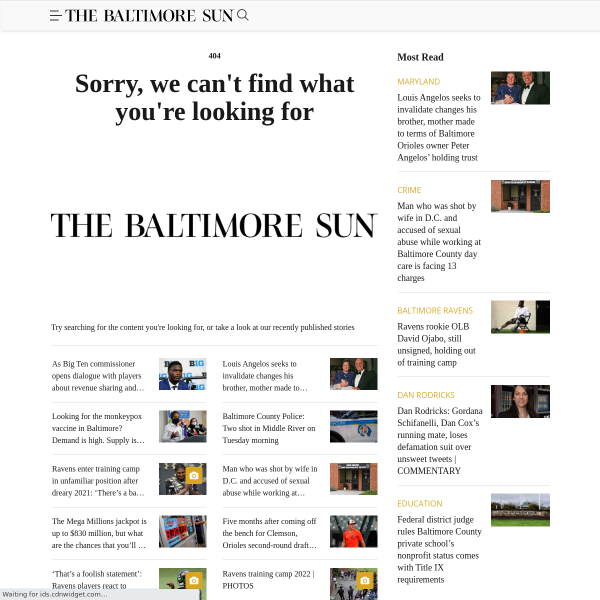 In Maryland's 'innovation economy,' a contrarian view of acquisitions