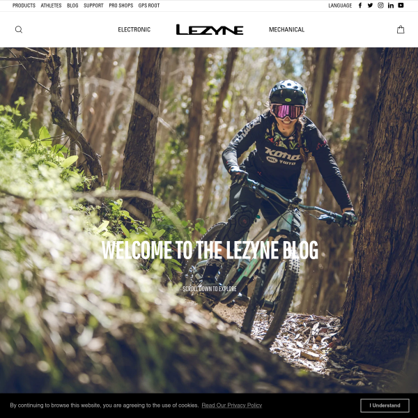 Lezyne Wins Big With Three Design & Innovation Awards for 2018 - LEZYNE Blog