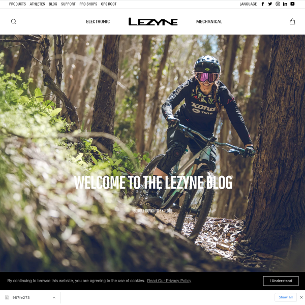 Lezyne Wins Two Design and Innovation Awards from Enduro Magazine for 2015 - LEZYNE Blog