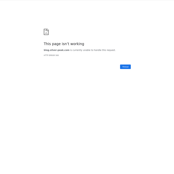 The Lack of Innovation in the WAN