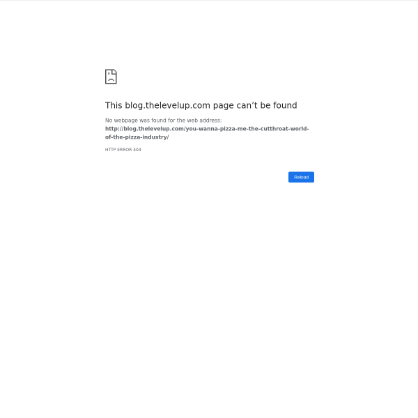 You Wanna Pizza Me? - How Innovation And Digital Ordering Is Changing The Pizza Industry - Blog - LevelUp - Mobile Ordering, Restaurant Loyalty, Customer Engagement, and CRM