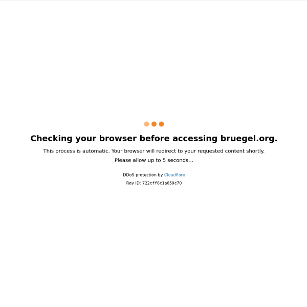 Innovation and sustainability of European healthcare systems - Bruegel