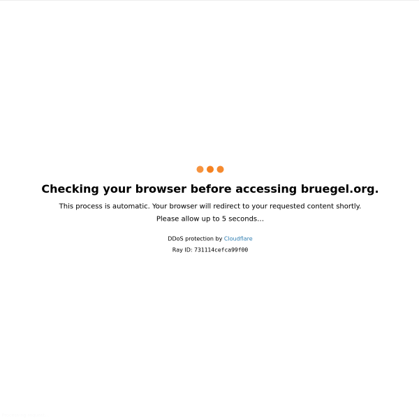 Is China's innovation strategy a threat? - Bruegel