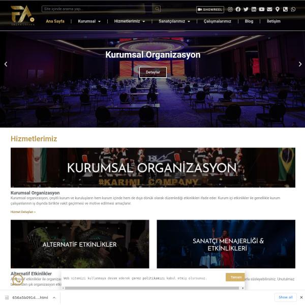 FA Organizasyon