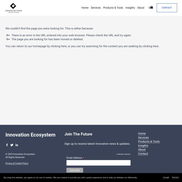 Killing Companies with Lisa Bodell of FutureThink - Innovation Ecosystem