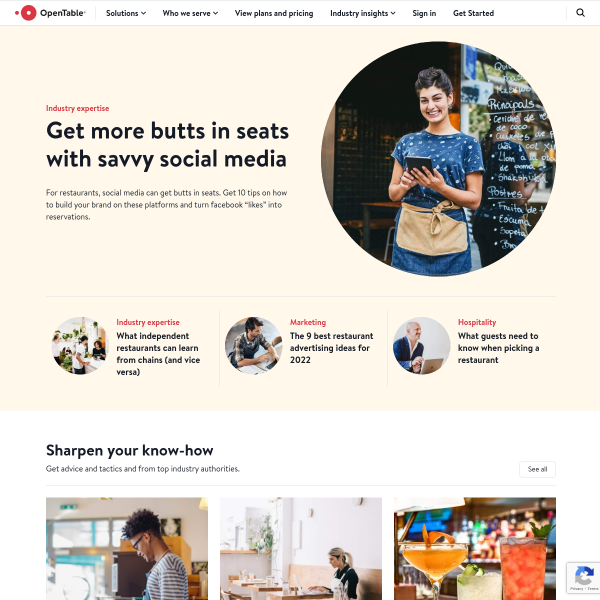 4 Takeaways from the 2017 OpenTable Innovation Summit in Charleston