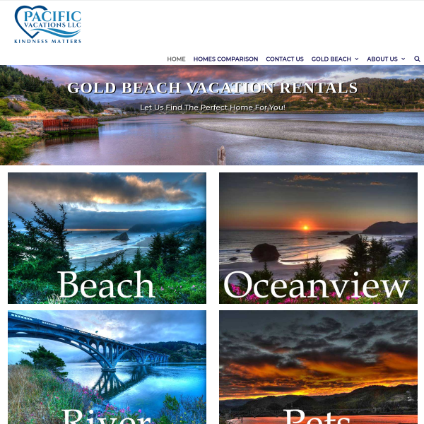 Pacific Vacations