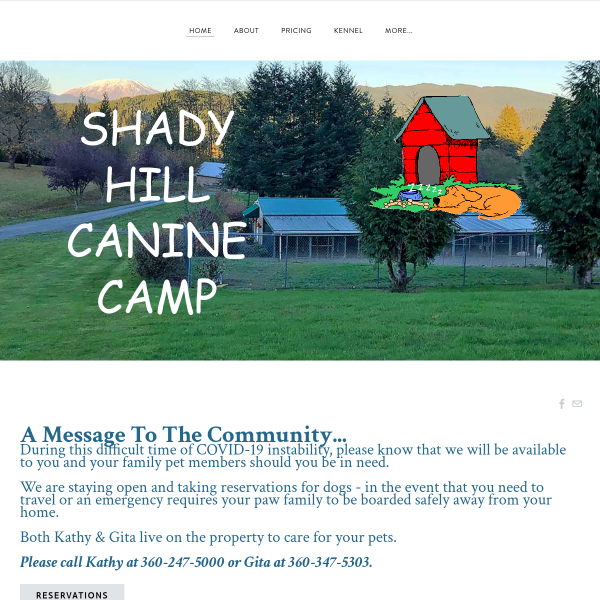 Shady Hill Canine Camp