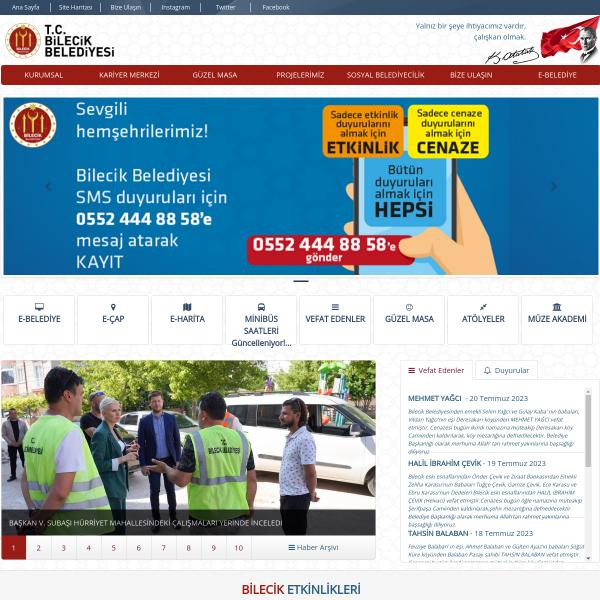 Bilecik Belediyesi