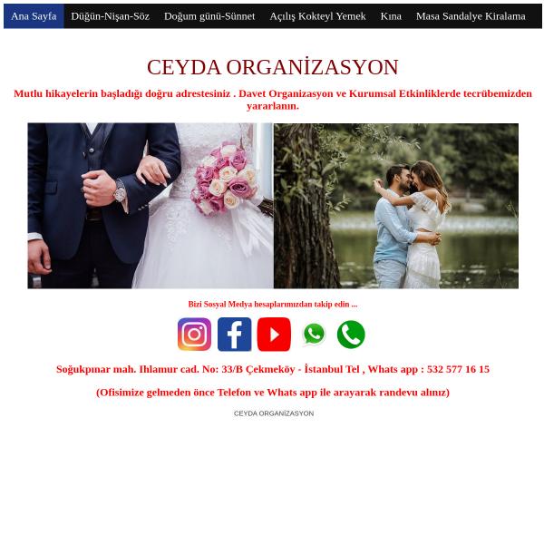Ceyda Organizasyon