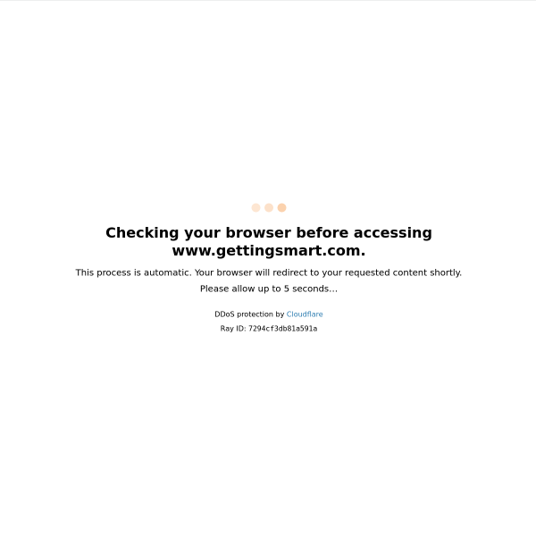 Kepner Keeps True to the Innovation Model - Getting Smart