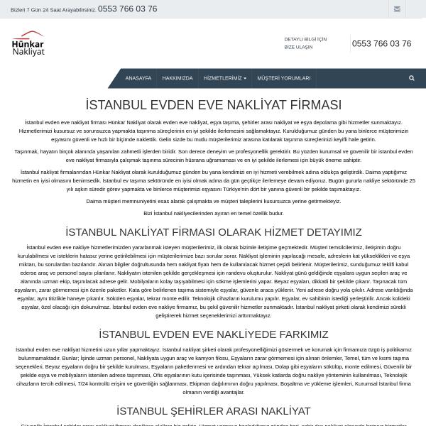 Hünkar Nakliyat