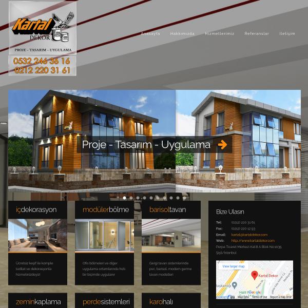 kartaldekor