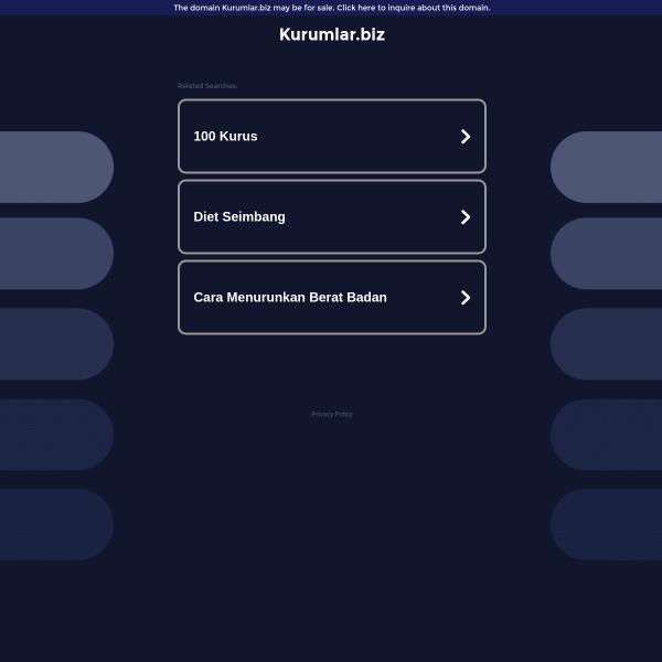Kurumlar